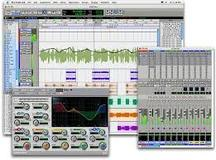 Digidesign station ProTools TDM