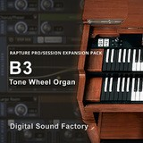 Digital Sound Factory B3 Tone Wheel Organ