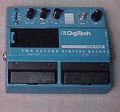 DigiTech PDS 1002 Two Second Digital Delay
