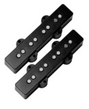 DiMarzio FB2200A2 Area J Pre-wired Pickup Set for J Bass