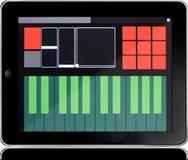 DiscoDSP KeyPad TouchOSC