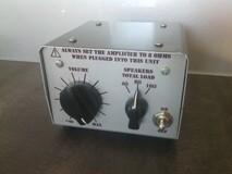 DIY Atténuateur de puissance pour ampli à lampes
