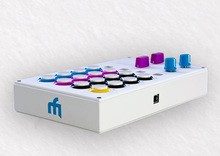 DJ Techtools MIDI Fighter Pro Limited Edition - White