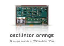 DNR Collaborative Oscillator Orange