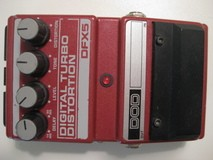DOD DFX5 Digital Turbo Distortion