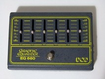 DOD EQ 660 Graphic Equalizer