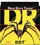 Dr Strings Drop-Down Tuning Bass DT-55 Heavier 55-115