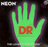 Dr Strings K3 Neon Hi-Def Green Bass NGB-40 Lite 40-100
