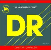 Dr Strings MH-45 LO-RIDER Stainless Steel, Hex Core 45-105