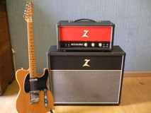 Dr. Z Amplification 2x12 Open Back