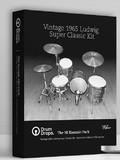 Drumdrops 1965 Ludwig Super Classic Kit - Kontakt Version