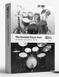 Drumdrops Folk Rock Dual Kit Kontakt Player Pack