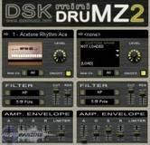DSK Music [Freeware] mini DRUMZ 2