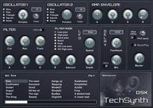 DSK Music TechSynth [Freeware]