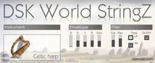 DSK Music World StringZ [Freeware]