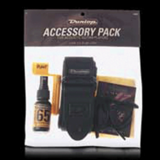 Dunlop Acoustic Guitar Accessory Pack With Strap