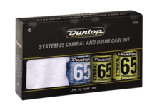 Dunlop Cymbal and Drum Care Kit
