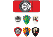 Dunlop John Van Hamersveld Johnny Face Pick Tin