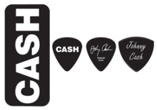 Dunlop Johnny Cash Bold