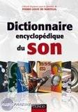 Dunod Dictionnaire encyclopédique du son