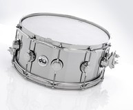 DW Drums Aluminum Collector's 10x4.5""