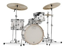 DW Drums design frequent flyer