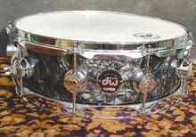 """DW Drums DW 5""""x14"""" Collector's Maple Black Velvet"""