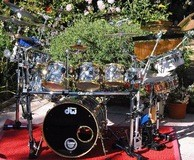 DW Drums DW Collector's Antique Marbal