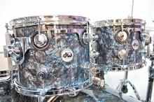 DW Drums finish ply Black Diamond