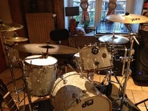 DW Drums Jazz Series Finish Ply