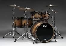 DW Drums Limited Edition Tamo Ash Exotic Collector