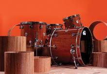 DW Drums Maple Mahogany