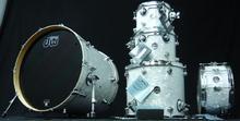 DW Drums Performance Series 5 fûts White Marine