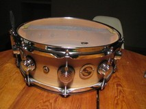 DW Drums super solid all maple