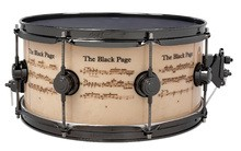 DW Drums The Black Page Icon