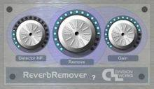 Dyvision Works Reverb Remover