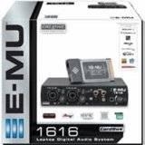 E-MU 1616 V2 PCMCIA