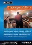 E-MU Vintage X Pro Volume 3