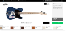 Eagletone Custom Guitare