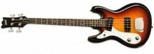 Eastwood Guitars Hi-Flyer Bass LH