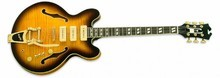 Eastwood Guitars Joey Leone Signature RBC w/ Bigsby
