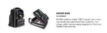 Ecler Mixer Bag