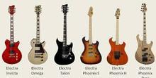 Electra Guitars Phoenix H