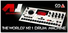Elektron Machinedrum Sound Packs