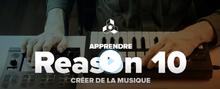 Elephorm Apprendre Reason 10 - Créer de la Musique