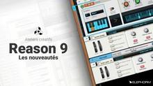 Elephorm Ateliers créatifs Reason 9 - Les nouveautés