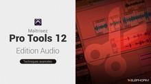 Elephorm Maîtrisez Pro Tools 12 - Édition Audio et Déplacement