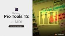 Elephorm Maîtrisez Pro Tools 12 - Le MIDI