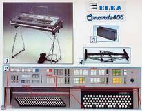 ELKA Concorde 405