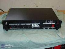 ENGL E820/20 Tube Poweramp